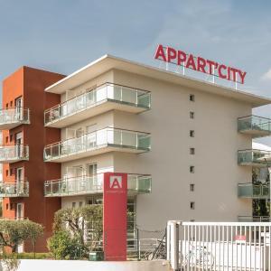 Фотографии отеля: Appart'City Antibes, Антиб