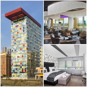 Zdjęcia hotelu: Innside by Meliá Düsseldorf Hafen, Düsseldorf