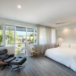 Zdjęcia hotelu: Heart Hotel and Gallery Whitsundays, Airlie Beach