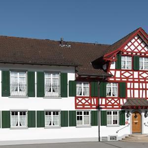 Hotel Pictures: Gasthof Eisenbahn, Weinfelden