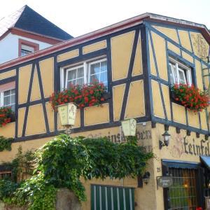 Hotelbilleder: Alte Weinstuben Steinfelder Hof, Ellenz-Poltersdorf