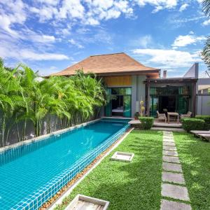 Hotellikuvia: Astree Villa by Jetta, Rawai Beach