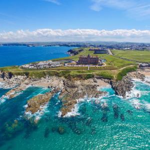 Hotel Pictures: The Headland Hotel and Spa, Newquay
