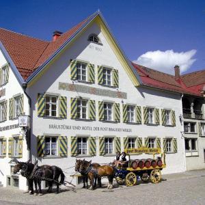 Hotelbilleder: Braustüble und Hotel zur Post, Weiler-Simmerberg