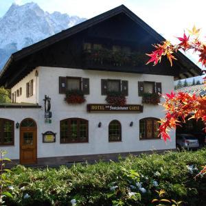 Hotel Pictures: Zum Franziskaner, Grainau