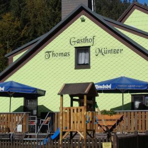 Hotel Pictures: Gasthof Thomas Müntzer, Steinheid