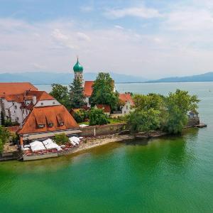 Hotelbilleder: Schloss Hotel Wasserburg, Wasserburg