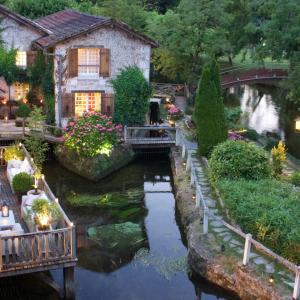 Hotel Pictures: Le Moulin du Roc - Les Collectionneurs, Champagnac-de-Bélair