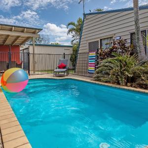 Zdjęcia hotelu: Surf Club House, Pet Friendly, Sunshine Coast, Holiday House, Marcoola, Marcoola