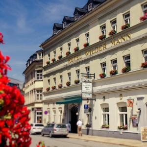 Hotel Pictures: Traditionshotel Wilder Mann, Annaberg-Buchholz