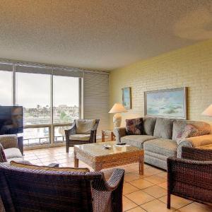 Hotellikuvia: Channelview 207, Port Aransas