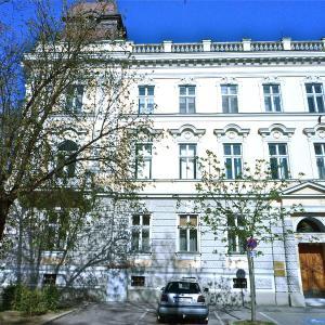 ホテル写真: Wohnzimmer, クレムス アン デル ドナウ