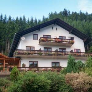 Hotellikuvia: Alpenpension Weltsprachen, Ratten