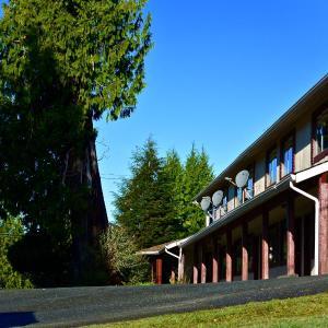 Hotel Pictures: Bamfield Motel, Bamfield