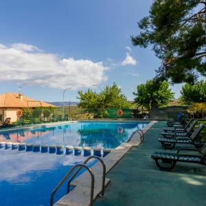 Hotel Pictures: Camping-Bungalows Altomira, Navajas