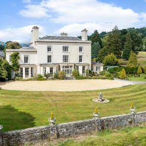Hotel Pictures: Glangrwyney Court Country House, Crickhowell