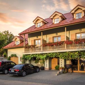 Hotel Pictures: Penzion a vinařství U Vrbů, Hustopeče
