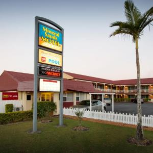 酒店图片: Mineral Sands Motel, Maryborough