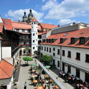 Hotelbilleder: Hotel Brauhaus Wittenberg, Lutherstadt Wittenberg