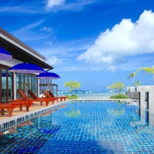 酒店图片: 普吉海空别墅, 拉威海滩