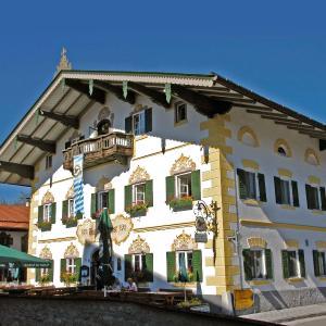 Hotel Pictures: Gasthof-Hotel Zur Post Samerberg, Törwang