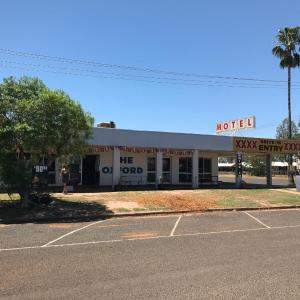 ホテル写真: The Oxford Hotel-Motel, Cunnamulla