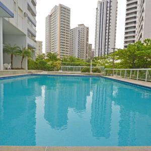 Hotel Pictures: Lindo Apartamento Frente ao Mar de Guaruja, Guarujá