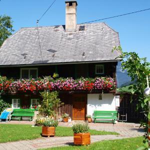 Hotelbilleder: Bio Bauernhof Maurerwolferl, Irdning