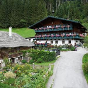 Zdjęcia hotelu: Appartement Ferienhof Ortnergut, Eben im Pongau