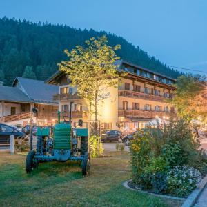 Hotelbilleder: Alpen Adria Gasthof Rausch, Ledenitzen