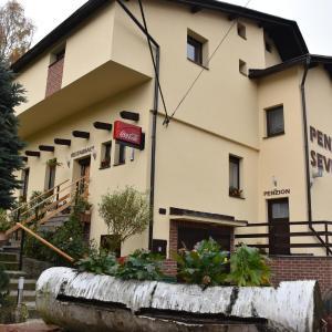 Hotel Pictures: Penzion Severka, Smržovka