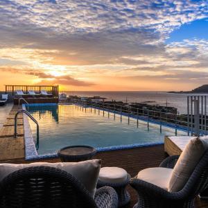 Fotos do Hotel: Aguila Hotel Jeju Oceano Suite, Jeju