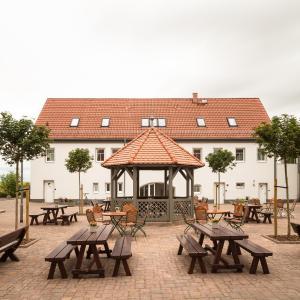 Hotelbilleder: Landhotel Sonnenhof, Ossig