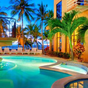 Fotografie hotelů: Balcon del Mar Beach Front Hotel, Jacó