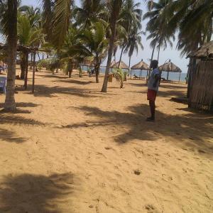 Hotelfoto's: Coco Beach Chez Antoine, Baguida