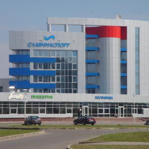 Hotel Pictures: Slavinasport Hotel, Zhlobin