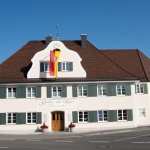 Hotelbilleder: Gasthof Engel, Kaufbeuren