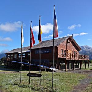 Hotel Pictures: Eco Hotel Antuco, Antuco