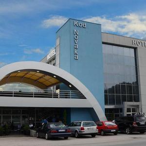 Hotellikuvia: Hotel Novak, Zvornik