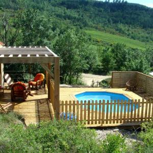 Hotel Pictures: Holiday home Roquetaillade, Roquetaillade