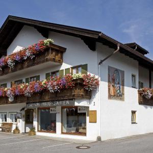 Hotelbilleder: Holiday home Bad Kohlgrub, Bad Kohlgrub
