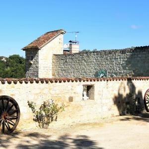 Hotel Pictures: Holiday home Chateau D Agen III, Saint-Caprais-de-Lerm