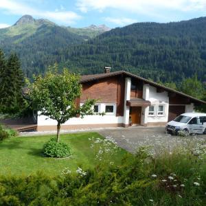 Hotelbilleder: Apartment Gasura, Wald am Arlberg