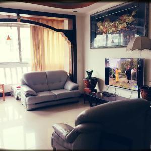 Hotel Pictures: Linjiang Wenxin Apartment, Langzhong
