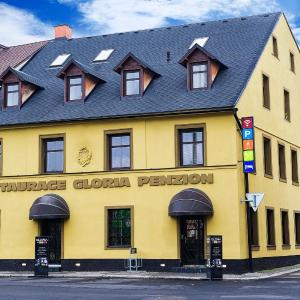 Hotel Pictures: Penzion a restaurace Gloria, Chrastava