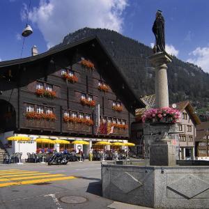 Hotel Pictures: Hotel Alte Post, Wassen