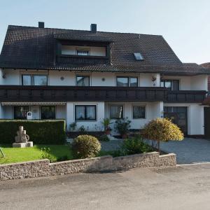 Hotelbilleder: Nadine, Gößweinstein