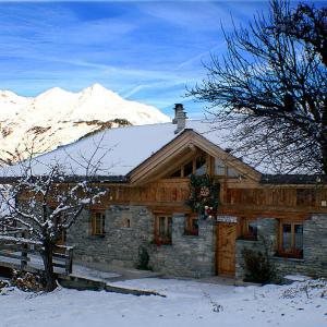 Hotel Pictures: Chalet Des Arcs Ced01, Arc 1600