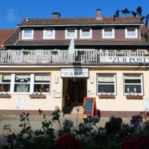 Hotel Pictures: Hotel zur Post, Wieda