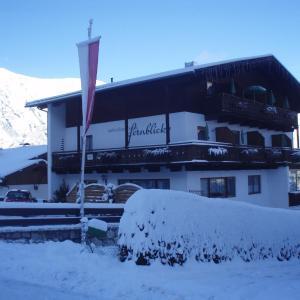 Hotellikuvia: Gästehaus Fernblick, Sautens